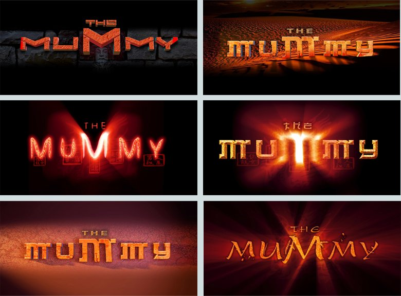 Mummy 3 Film Title