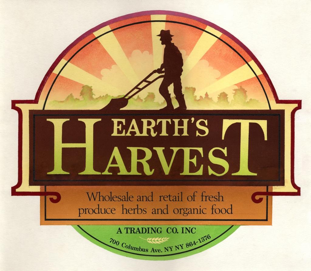 Earth's Harvest Logo